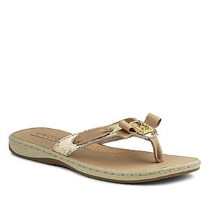 Sperry Top Sider Serenafish Leather Sandals 6